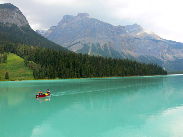 Emerald Lake — photo by Brad Smith