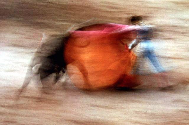 Bullfight, Spain - Ernst Haas
