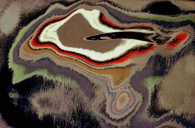 Car scratch - Ernst Haas
