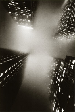 Misty Heights - Ernst Haas